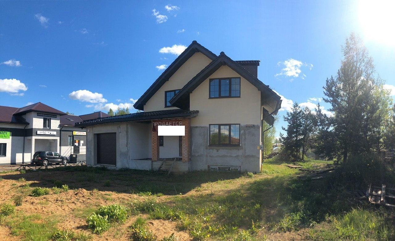 Дом в пригороде Минска